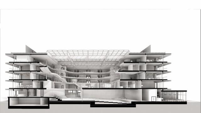 Visualisierung: Hitzler Architekten