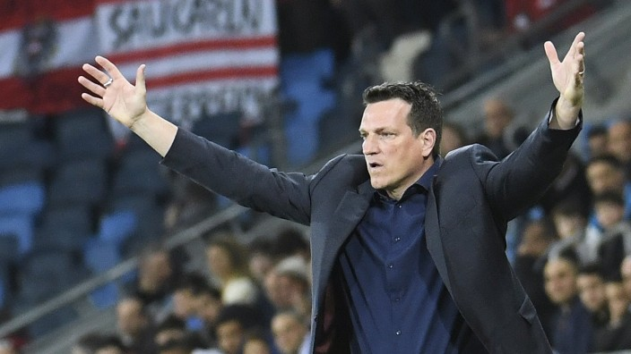 Israels Nationaltrainer Herzog