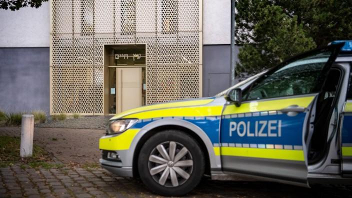 Bewachung für jüdische Gemeinden wird verstärkt