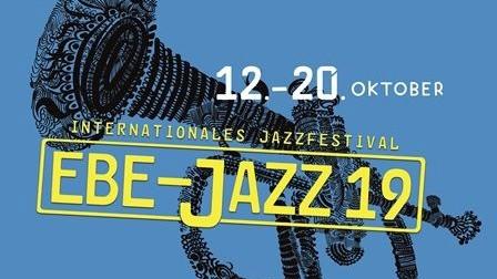 Logo Jazzfestival Ebersberg 2019