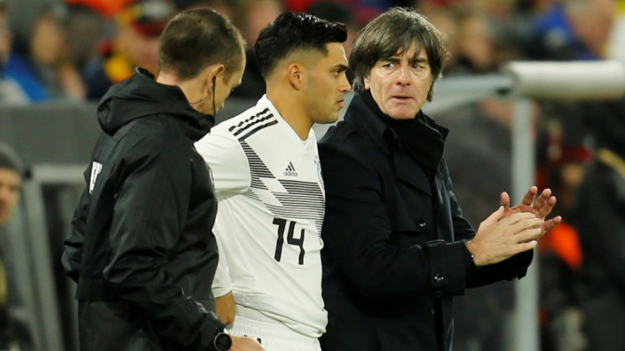 International Friendly - Germany v Argentina