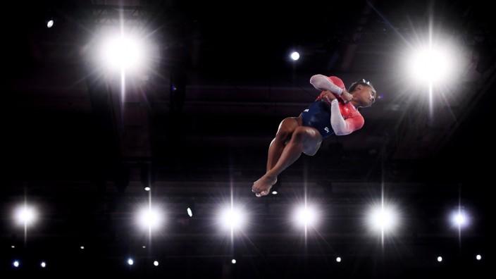 ***BESTPIX*** 49th FIG Artistic Gymnastics World Championships - Day Five