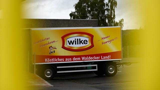 Wursthersteller Wilke