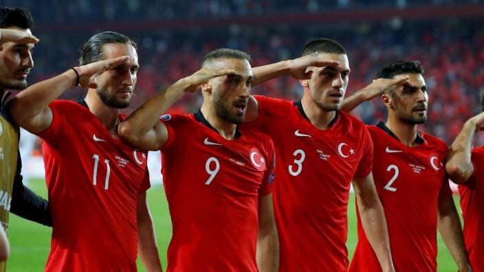 Euro 2020 Qualifier - Group H - Turkey v Albania