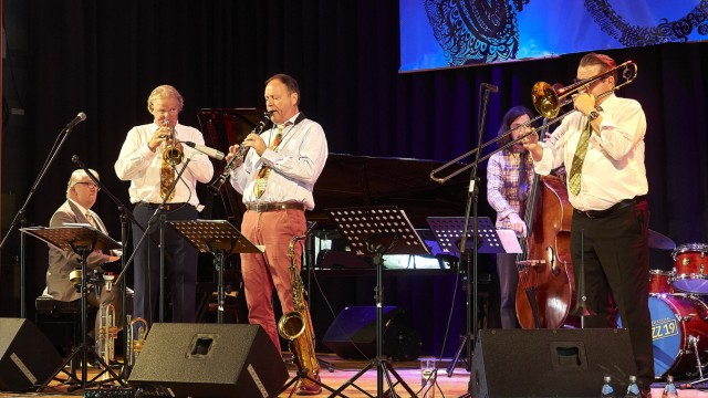 Jazz19 - Swing Brunch Stadthalle.