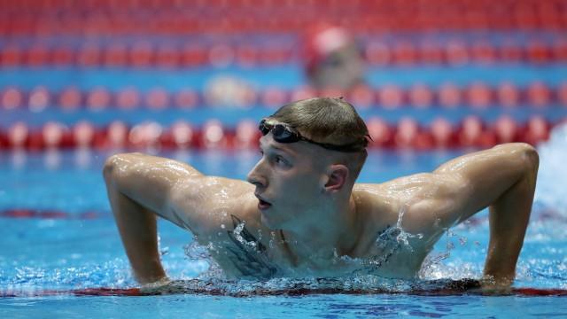FINA Swimming World Cup Berlin - Day 1