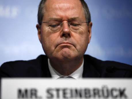 Peer Steinbrück, AP