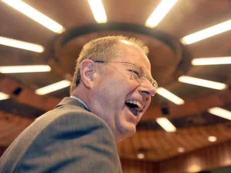 Peer Steinbrück, AFP