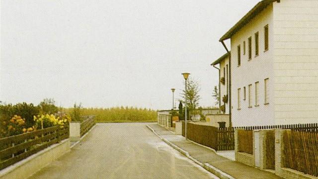 Ausstellung im Kloster Beuerberg: Dieter Wieland dokumentiert die Verschandelung von Natur und Landschaft.