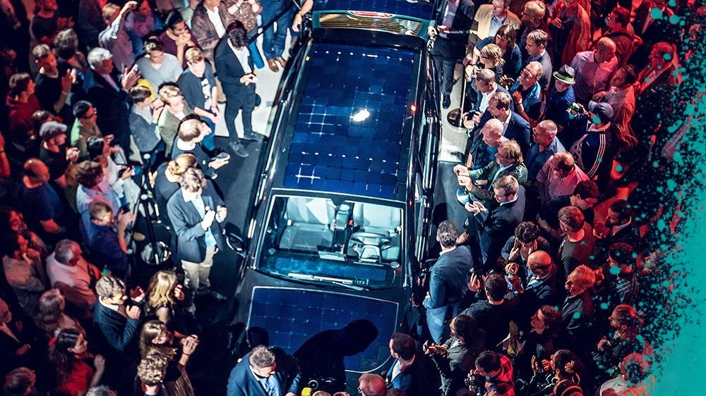 Sono Motors sammelt 50 Millionen Euro