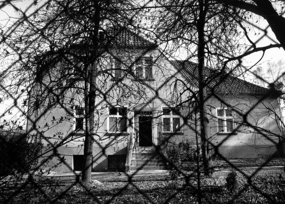 Das Pfarrhaus Lobetal, 1990; Mauerfall Wiedervereinigung