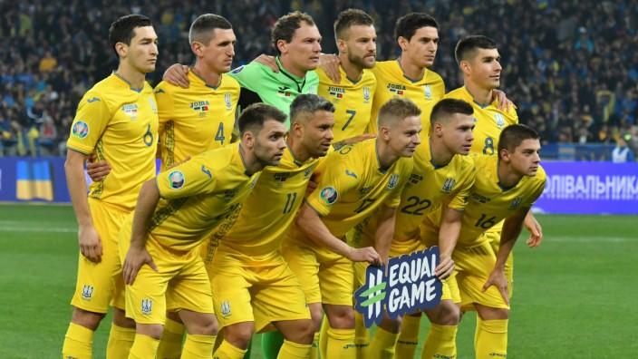 Fußball: Das ukrainische Nationalteam wird bei der EM in der Gruppenphase nicht auf Russland treffen.
