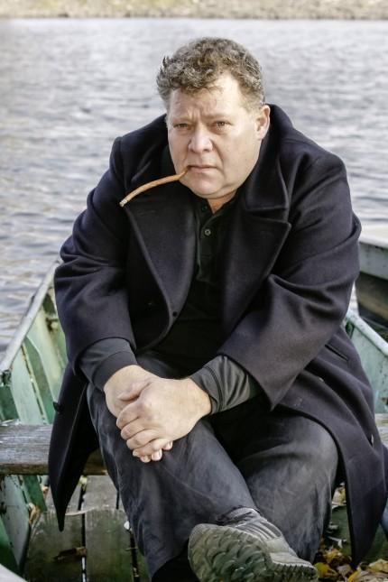 """Andreas Lechner; Andreas Lechner Autor und Schauspieler Roman """"Heimatgold"""""""