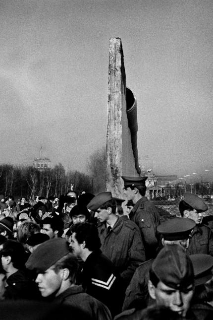 Mauerfall, 1989; Mauerfall Wiedervereinigung