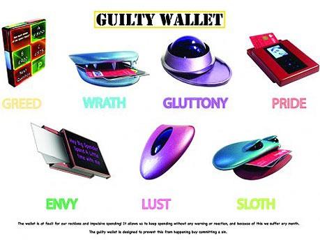 Grüne Produkte: guilty wallet