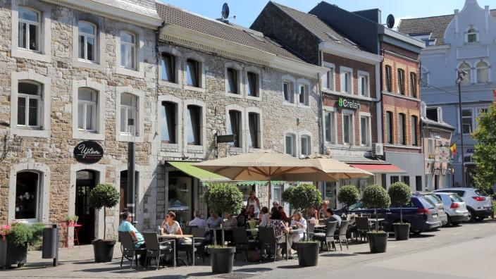 Belgien: Eupen ist die Hauptstadt der Deutschsprachigen Gemeinschaft Belgiens und der Ort des Demokratie-Experiments.