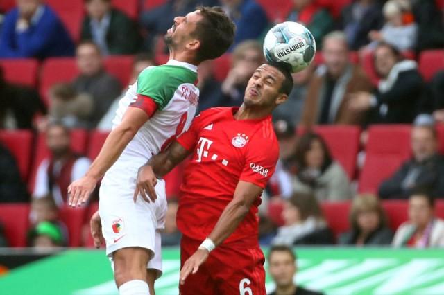 Bundesliga - FC Augsburg v Bayern Munich