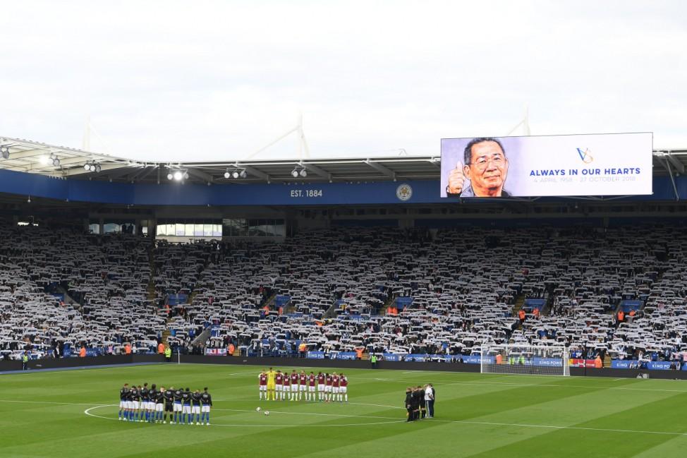 ***BESTPIX*** Leicester City v Burnley FC - Premier League