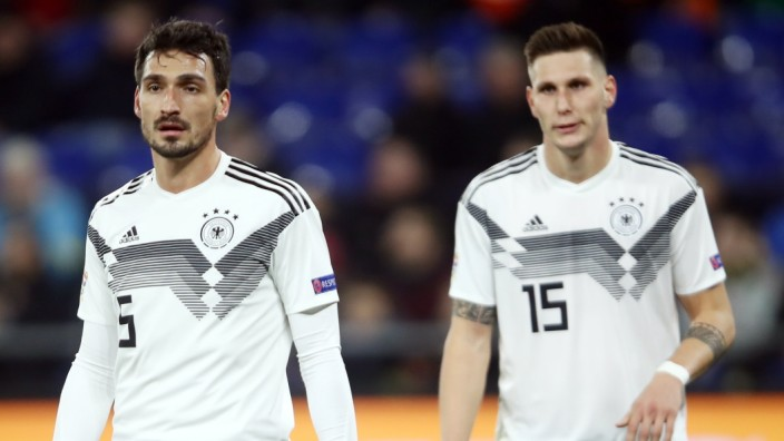 Germany v Netherlands - UEFA Nations League A; Süle Hummels