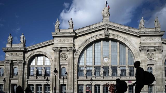 Weitere Briefe: Gare du Nord: Hinter der historischen Fassade des großen Pariser Kopfbahnhofs laufen die Planungen für eine Erweiterung.