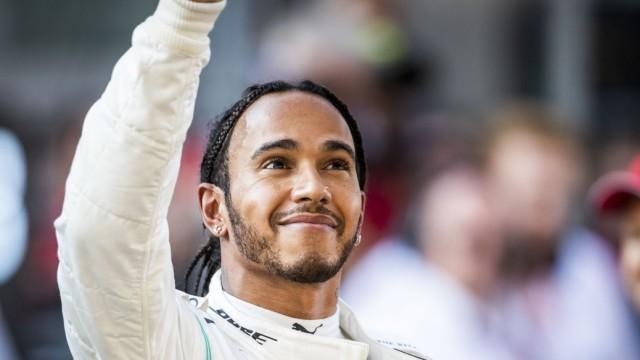 Motorsports: FIA Formula One World Championship, WM, Weltmeisterschaft 2019, Grand Prix of Russia, 44 Lewis Hamilton (G