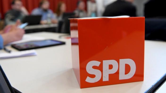 SPD Parteitag in München, 2019