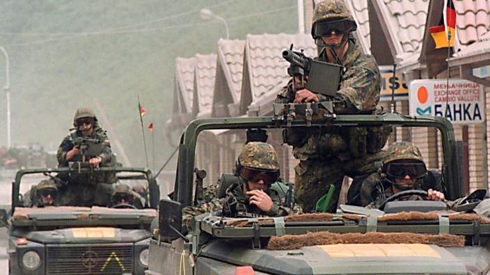 Bundeswehr im Kosovo