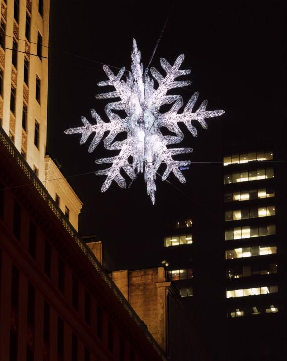 'Schneeflocke' aus München in New York