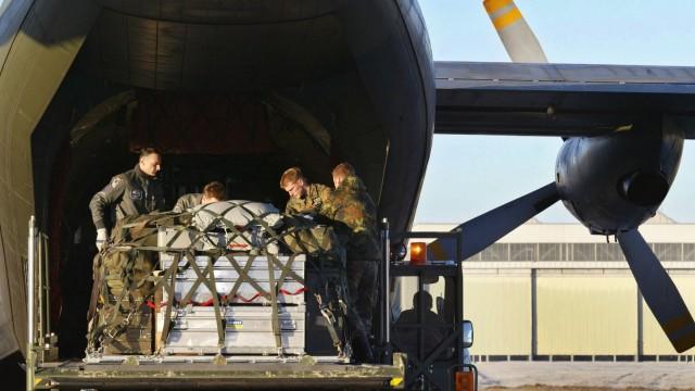 Bundeswehr startet Transporthilfe für Sudan