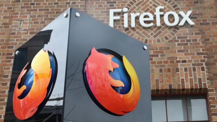Mozilla Firefox Office San Francisco