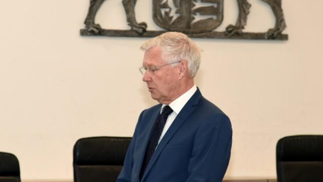 Ingolstadts Ex-OB Lehmann zu Bewährungsstrafe verurteilt