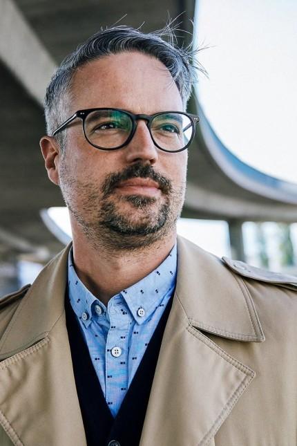Matthias Rauch, Leiter der Kulturellen Stadtentwicklung bei STARTUP Mannheim