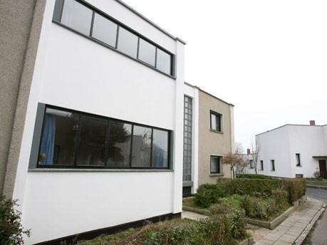 Siedlung Dessau-Törten in Dessau