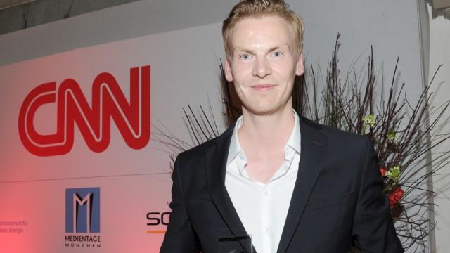 CNN Journalist Award 2014