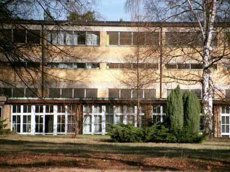 Bauhaus-Ensemble in Bernau-Waldfrieden