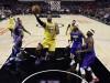 NBA: LeBron James von den LA Lakers gegen die Los Angeles Clippers