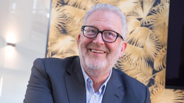 Martin Moszkowicz, Vorstandsvorsitzender der Constantin Film AG
