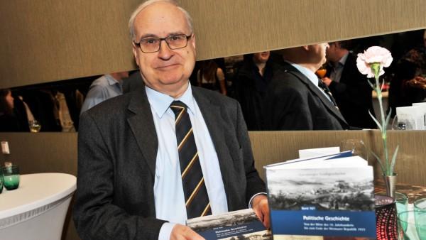Starnberg: Paul Hoser Autor von 'Politische Geschichte'