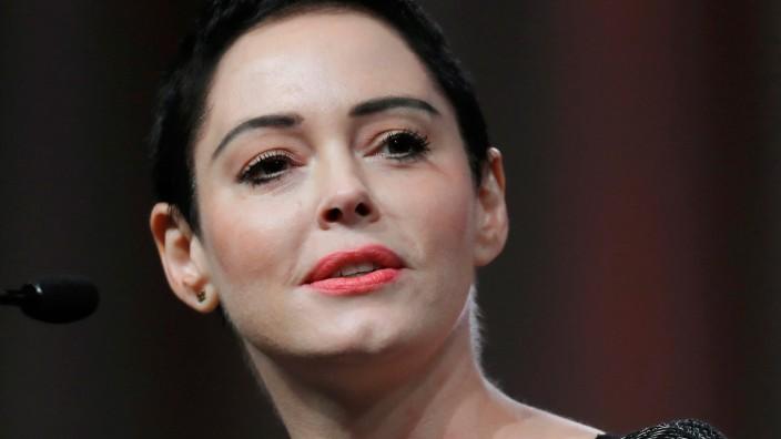 US-Schauspielerin Rose McGowan verklagt Harvey Weinstein