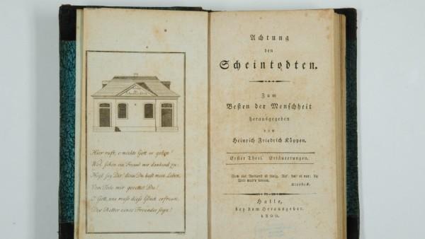 Ausstellung Scheintot Ingolstadt