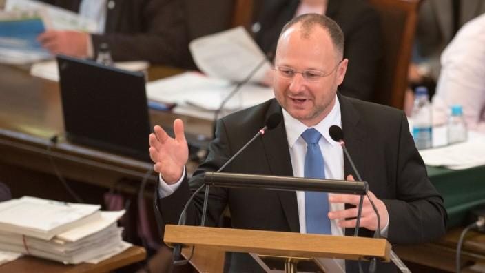 München Stadrat Johann Sauerer Wechsel von der CSU zur ÖDP