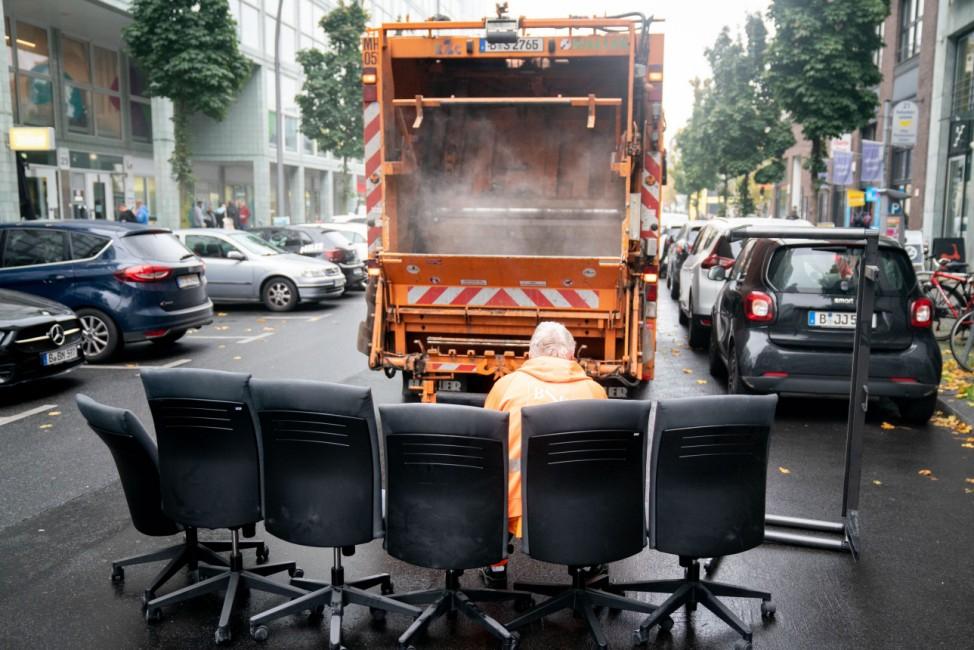 Büromöbel-Entsorgung
