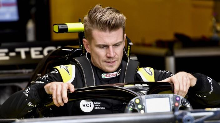 Formel 1: Niko Hülkenberg steigt aus seinem Renault