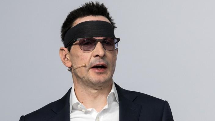 Innogy-Manager Bernhard Günther nach Säure-Attentat