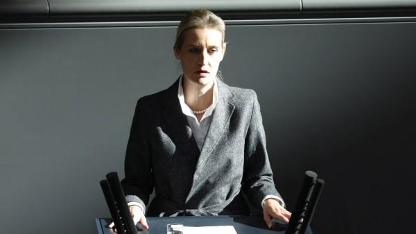 Alice Elisabeth Weidel Vorsitzende der AfD Fraktion im Bundestag Deutschland Berlin Bundestag