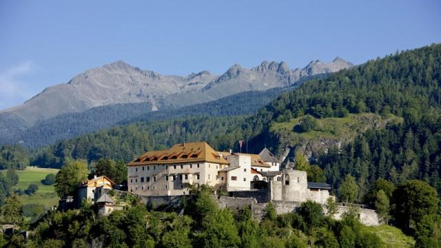 Südtirol, Sonnenburg, Gunther Knötig