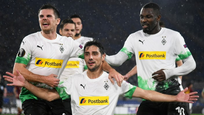 Europa League - Group J - AS Roma v Borussia Moenchengladbach