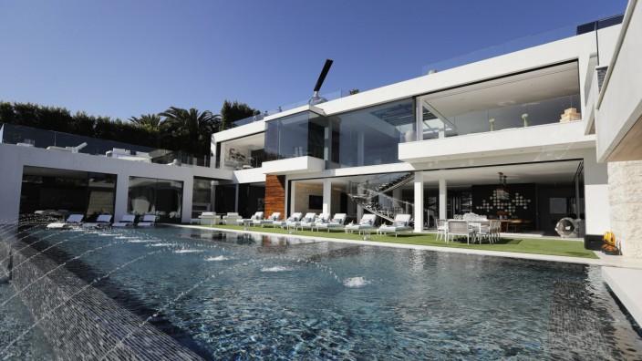 Luxusvilla in Bel Air für 94 Millionen Dollar verkauft