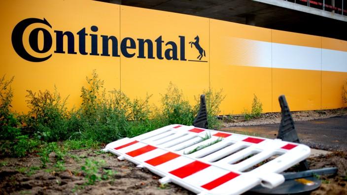 Continental - Rote Zahlen