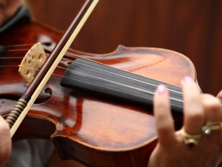 Kuriose Fundstücke, Geige, iStock